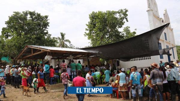 Tensión en Córdoba: ONU denuncia desplazamiento de 225 personas - El Tiempo