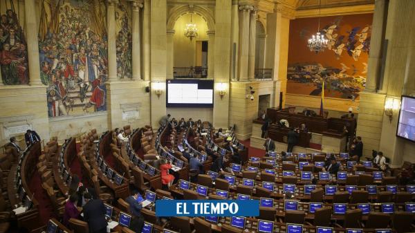 La Cámara ya ha avanzado en aprobación de la reforma tributaria