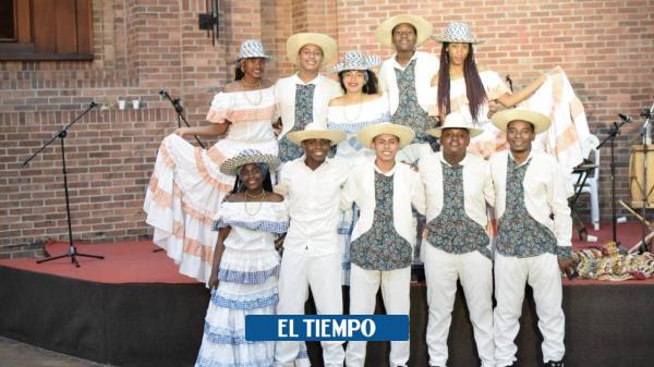 'Din dirín din', una Navidad al sentir del Pacífico colombiano - El Tiempo