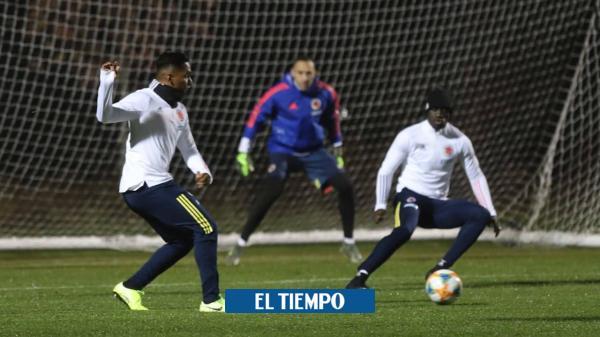 Colombia vs. Ecuador: hora y dónde ver el amistoso de la fecha Fifa