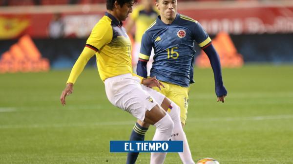 En vivo: Colombia está venciendo 1-0 a Ecuador