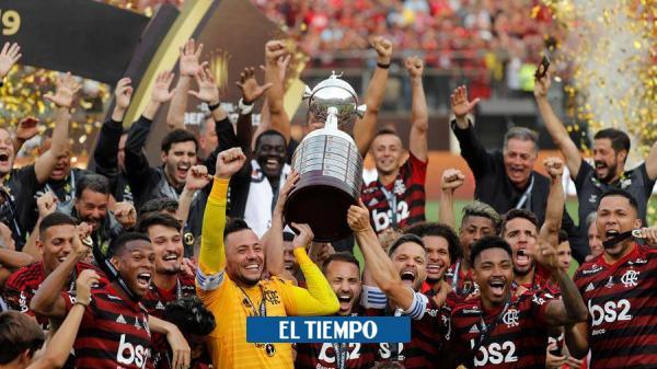¡Flamengo, el nuevo campeón de la Copa Libertadores!