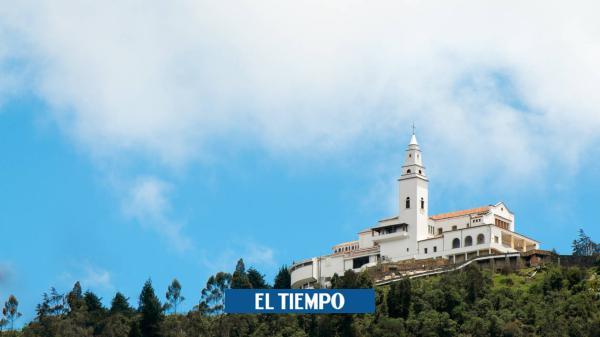 Se suspende servicio de teleférico a Monserrate hasta el 30 de abril