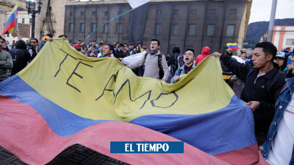 Más de la mitad de los colombianos no confían en la OMS