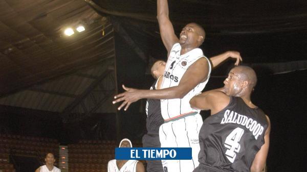 Falleció Álvaro Teherán, la leyenda del baloncesto colombiano