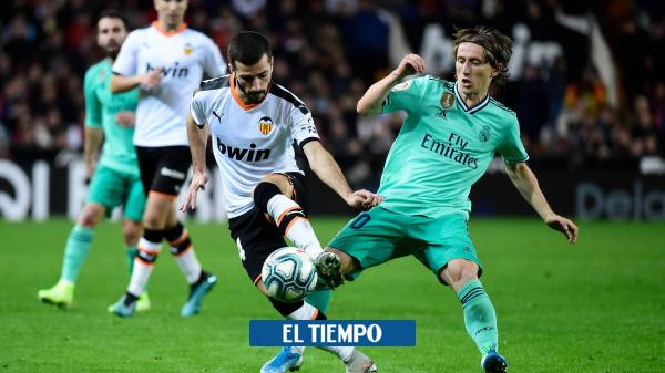 La respiración boca a boca que recibió el Real Madrid
