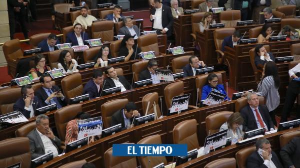 Cámara da el sí a buena parte de la reforma tributaria