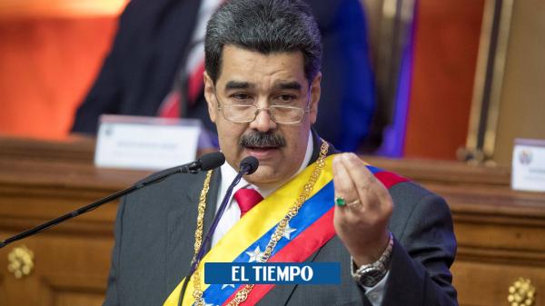 EE. UU. presentó cargos por narcotráfico contra Nicolás Maduro