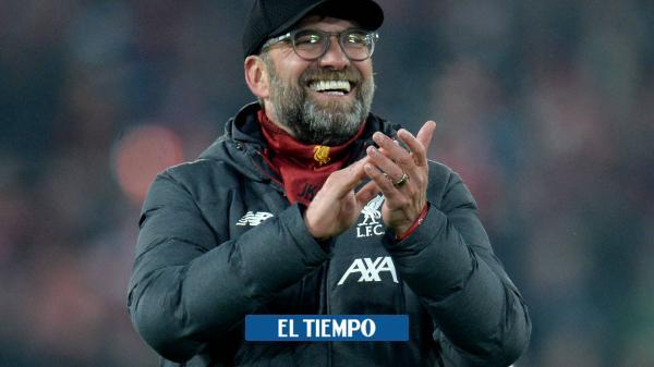 Las estratosféricas cifras de Jürgen Klopp con el Liverpool
