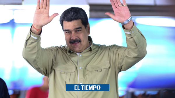 'Maduro es un revolucionario y un patriota': Rodrigo Granda