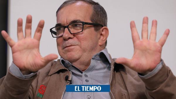 Presidente de la Farc rechaza paro armado del Eln
