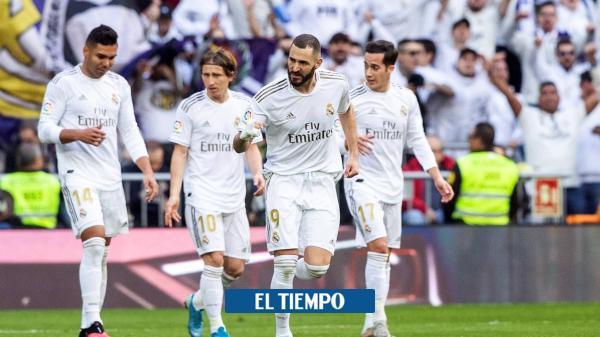 Sin James, Real Madrid demostró su superioridad contra el Atlético
