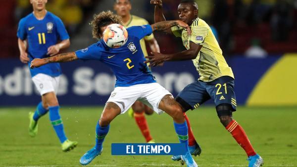Cinco claves para que Colombia le empatara a Brasil en el ...