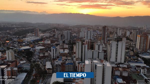 Registran fuerte temblor en Bucaramanga y otras ciudades del país