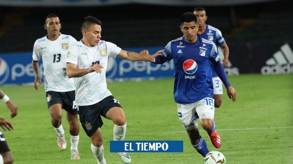 Siga aquí el partido entre Millonarios y Boyacá Chicó