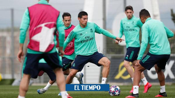 Another blow that James receives at Real Madrid