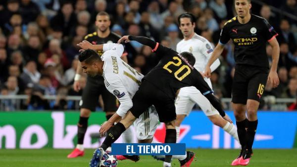 Manchester City vs. Real Madrid: partidazo de máxima tensión