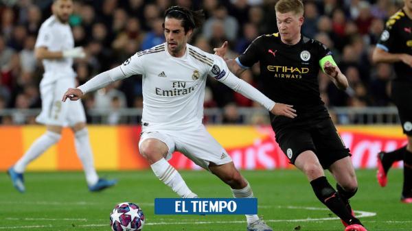 ¡Golazo! Error en defensa del Manchester City y anota el Real Madrid