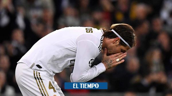 En solo 20 días, Real Madrid se desinfló y James no apareció