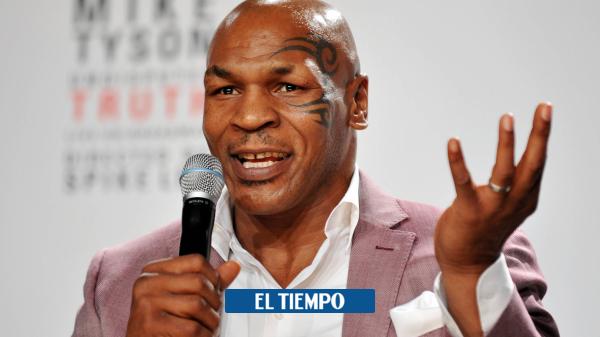 El video del impresionante estado físico de Mike Tyson a sus 53 años