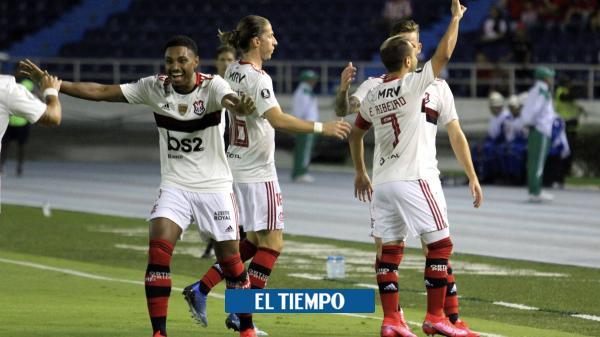 EN VIVO: reviva aquí el partido entre Junior y Flamengo