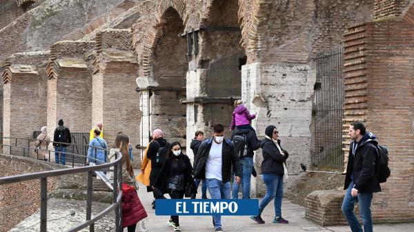 16 millones de personas entran en cuarentena en Italia por ...
