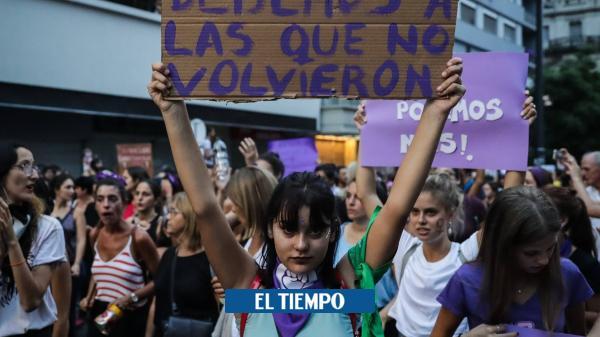 En fotos: las multitudinarias marchas de las mujeres en el mundo