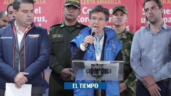 Coronavirus en Colombia: la alcaldesa de Bogotá dice que la cuarentena podría extenderse hasta junio
