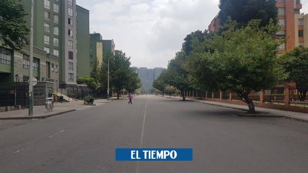 Lo que no podrá hacer durante el aislamiento obligatorio en Colombia