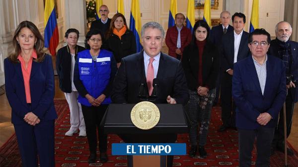 Cuarentena en Colombia por coronavirus no afecta simulacro de ...