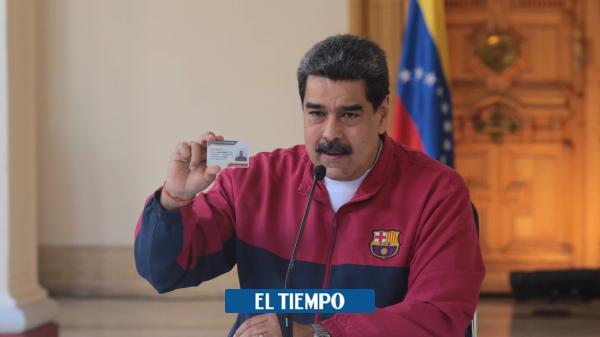 'Si el imperialismo se atreviera a tocarnos, ¡prepárense!': Maduro