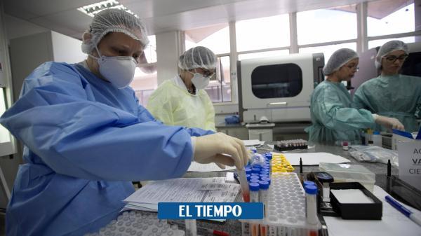Siete nuevas muertes por coronavirus en Colombia; cifra asciende a ...