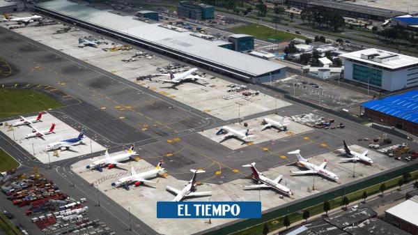 No habrá vuelos nacionales e internacionales hasta 30 de junio ...