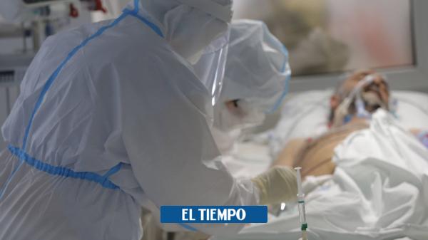 El experimento tipo Trump que hicieron en pacientes de covid en ...