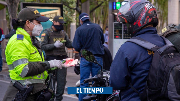 Moteles, iglesias activas y otras violaciones insólitas en cuarentena