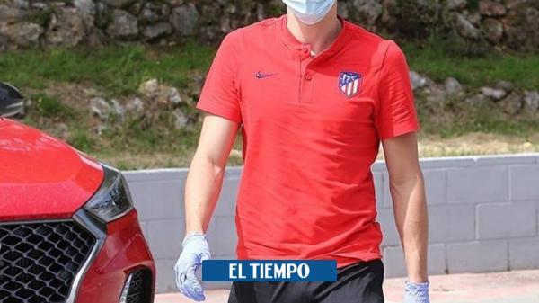 Santiago Arias no entrena con Atlético y jugará con Bayer Leverkusen