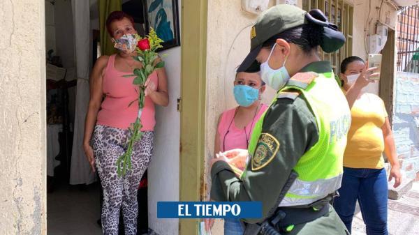 Toque de queda y ley seca para el Día de la Madre en Medellín