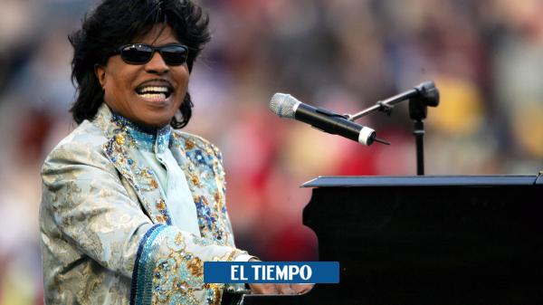 Murió Little Richard, uno de los padres del rock and roll