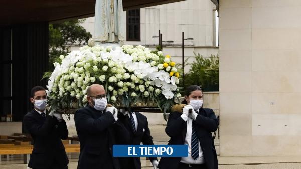 Celebración virtual del Día de la Virgen de Fátima