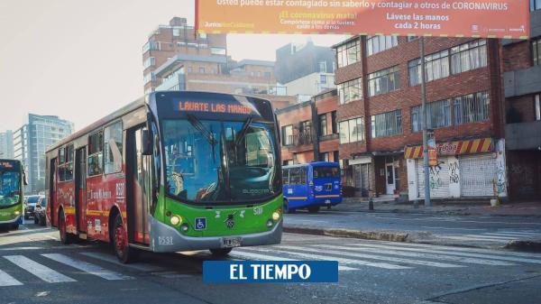 ¿Vive en un sector en alerta naranja en Bogotá? Esto le interesa