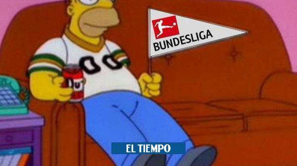 Los memes se reactivaron: diviértase con la reanudación del fútbol