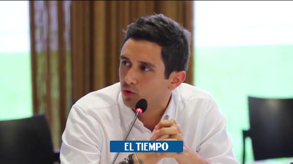 Rodrigo Tovar: 'En Colombia no existen delitos de sangre'