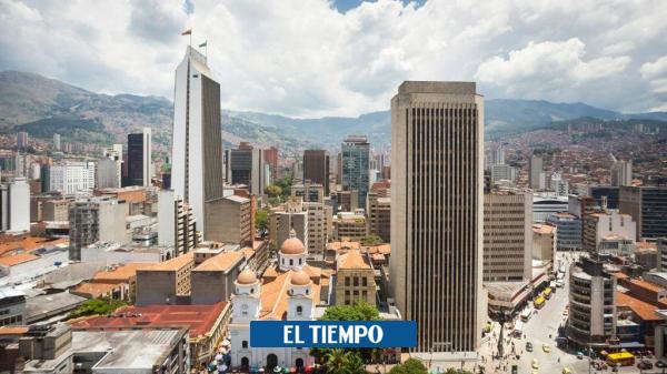 ¿Lo sintió? Reportan fuerte temblor en Medellín