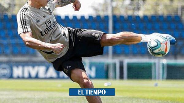 Prográmese con el regreso de James y el Real Madrid a la Liga