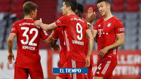 Bayern Múnich sigue imparable: ¡finalista de la Copa de la Alemania!