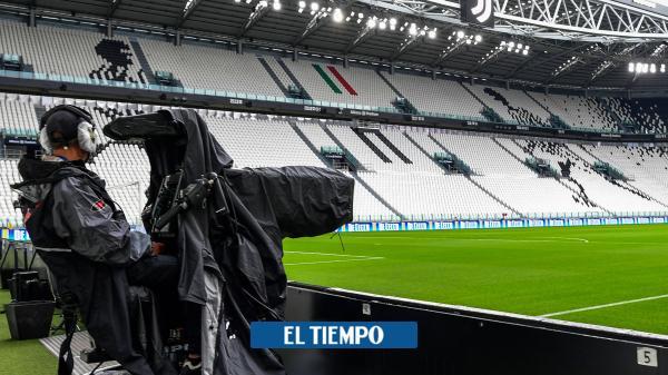 EN VIVO: siga el minuto a minuto entre Juventus y Milan