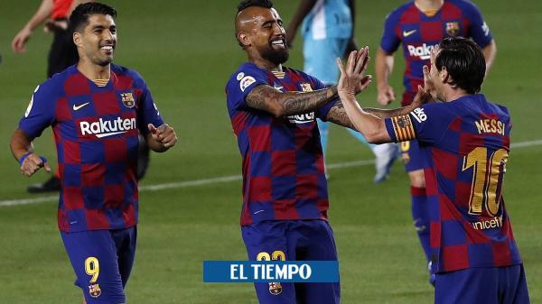 EN VIVO: siga el minuto a minuto de Barcelona vs. Atlético de Madrid