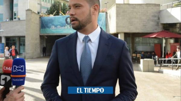 Este jueves juez definiría la suerte del abogado Diego Cadena