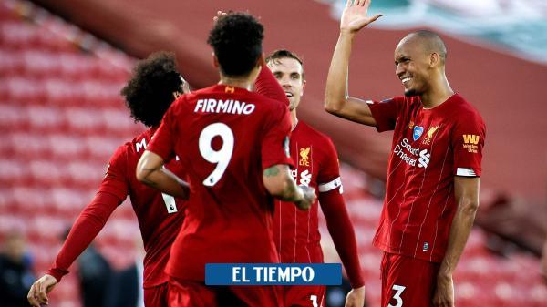 Liverpool al fin es campeón de la Liga Premier