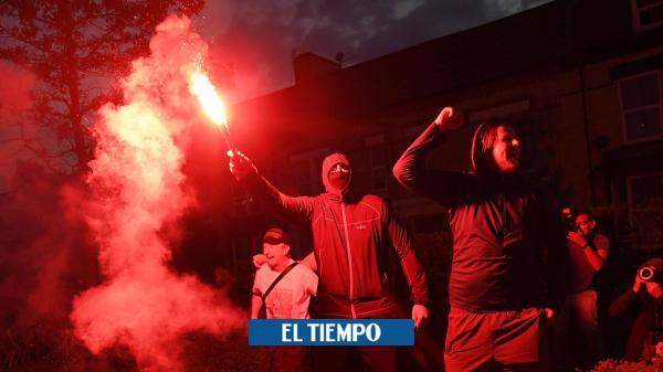 ¡Liverpool, campeón: la locura de los hinchas!